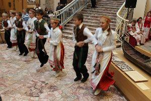 Международный форум литовцев в Санкт-Петербурге